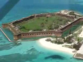 Dry Tortugas Nationalpark, FL: Landing at Dry Tortugas National Park