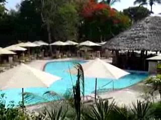 Ukunda, Kenia: maridadi pool at baobab beach resort