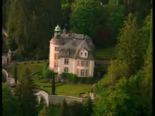 Baden-Baden, Tyskland: Baden Baden: Germany-Baden Baden Travel Video PostCard