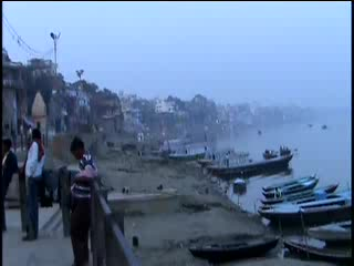 Varanasi, India: Want a boat ride?