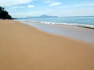 mai khao phuket thailand beach peak season 15 km lovely