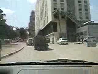 Luanda downtown drive