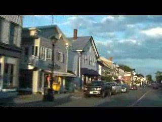 Saint Andrews, Canada : New Brunswick by Ferry