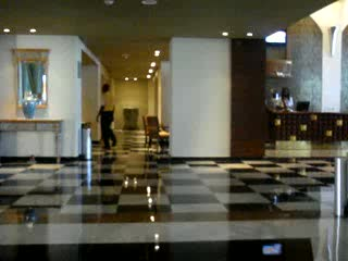 Montego Bay, Jamaica: lobby of grand