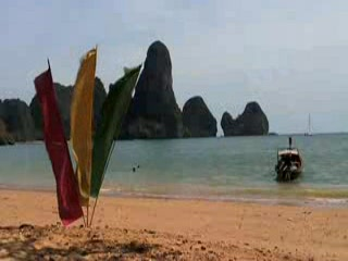 Railay Beach, Tayland: Railei  Beach Club