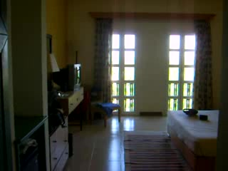 El Gouna, Egypt: Hotel room