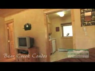 Bear Creek Condos Room Tour