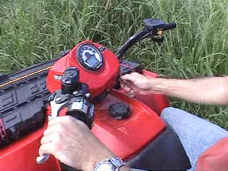 Frederiksted, St. Croix: Gecko&#39;s ATV tour ST Croix