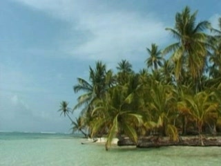 San Blas-øyene, Panama: sailing in the san blas