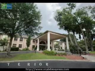Holiday Inn Express Ocala-US (Midtown) Hotel Video - Best Ocala Hotel