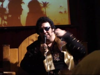 Big Elvis @ Bill's Gambling Hall