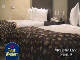 Best Western Atrea Crown Chase Inn & Suites, Denton, TX