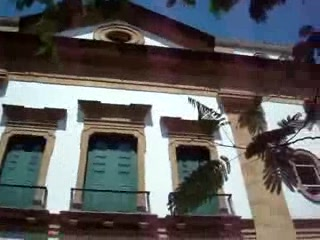 Paraty Old Church Video