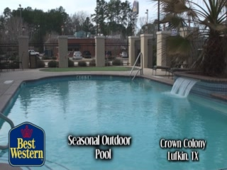 BEST WESTERN PLUS Crown Colony Inn & Suites: Best Western Crown Colony Inn & Suites, Lufkin, TX