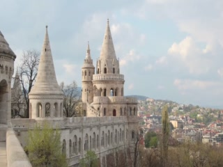 , : Budapest - Top 5 Travel Attractions