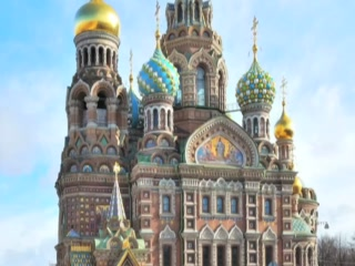 Saint-Ptersbourg, Russie : St. Petersburg, Russia - Top 5 Travel Attractions 