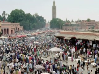 , : Marrakech, Morocco - Top 10 Travel Attractions