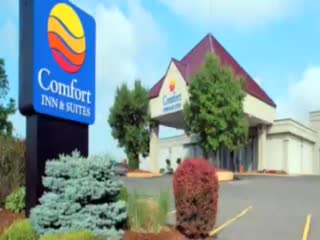 ‪‪Comfort Inn & Suites Syracuse Airport‬: Comfort Inn & Suites Syracuse‬