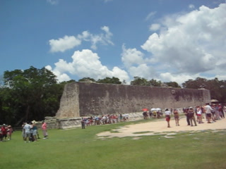 Chichen Itza arranged by EDVENTURE TOURS