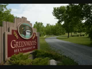 Tour the Greenwoods Bed and Breakfast Inn
