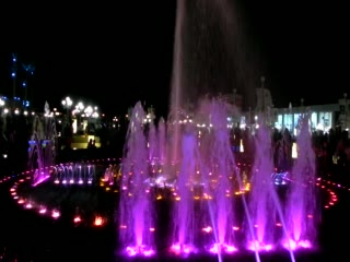 Sharm El Sheikh, Egipto: SOHO fountain