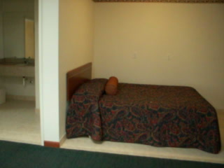 Express Inn and Suites: Master Suite
