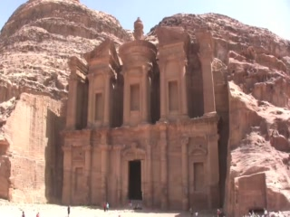 Petra/Wadi Musa, Jordanien: Petra, the movie