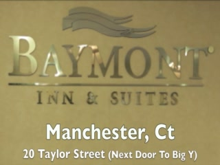 Baymont Inn & Suites Manchester: Baymont Inn & Suites of Manchester CT Video