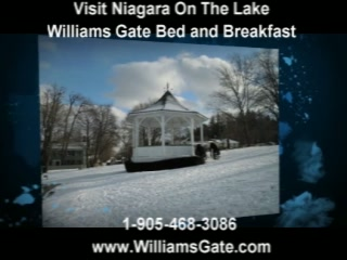 Williams Gate Bed and Breakfast Private Suites: Privacy and comfort at its best in Old Town of Niagara-on-the-Lake