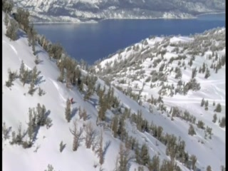 Lake Tahoe Area: Skiing