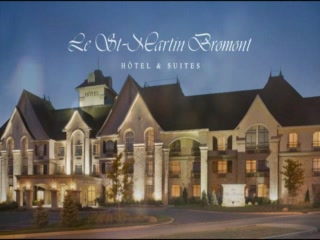 Le St Martin Bromont: Cosy and elegant St-Martin Bromont