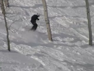 Park City Powder - 1-22-2012