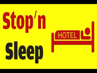 Stop'n Stay Hotel at Ferry from Roedby, Denmark to Puttgarden, Germany