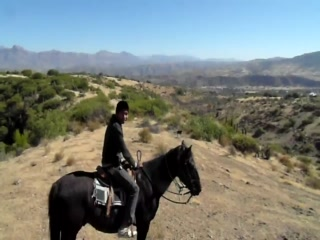Chuquisaca Department, Bolivia: Horse riding in chuquisaca