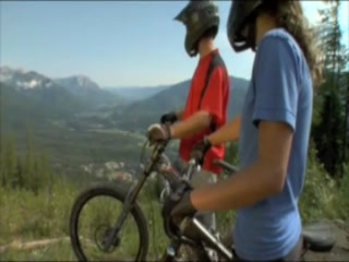 Bike the Kootenay Rockies