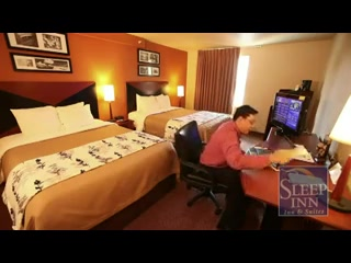 Sleep Inn and Suites Hotel in Ocala, Florida
