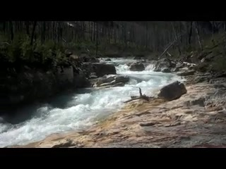 Kootenay National Park, Canada: Marble Canyon
