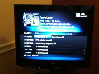 Quality Inn & Suites: NEW TV SYSTEM