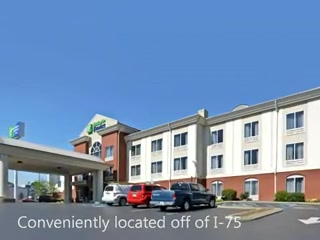 Holiday Inn Express Hotel & Suites: Holiday Inn Express Virtual Tour