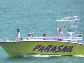 Port Canaveral, FL: Cocoa Beach Parasail: 15+ Years of Safe Flying!