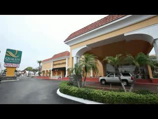 Quality Inn &amp; Suites Conference Center of New Port Richey, Florida
