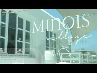 Minois Village Paros hotel - poolside - beach resort Greece