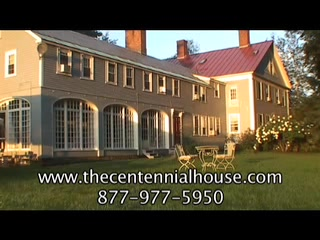 Northfield, MA: Welcome to Centennial House