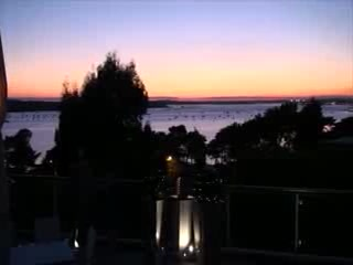 Harbour Heights Hotel: Harbour Heights Hotel Sunset Pan