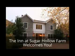 Crozet, VA: Tour of The Inn at Sugar Hollow Farm