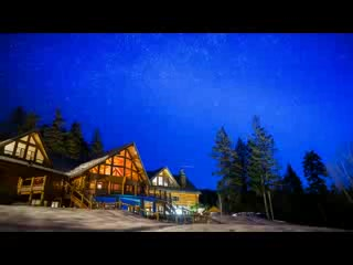 Gold Bridge, Canada : Time Lapse of Tyax Wilderness Resort & Spa