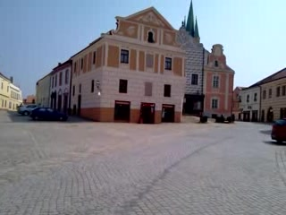 Telc, Tschechien: Historic Centre of Telč