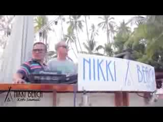 Nikki Beach Koh Samui Anniversary White Party