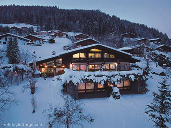 Appartementhaus Lumpi Winter
