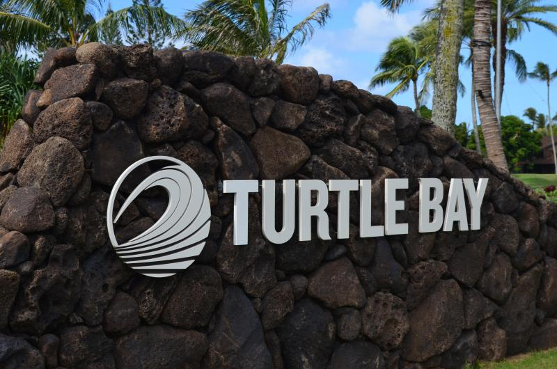Located right on the grounds of Turtle Bay Resort